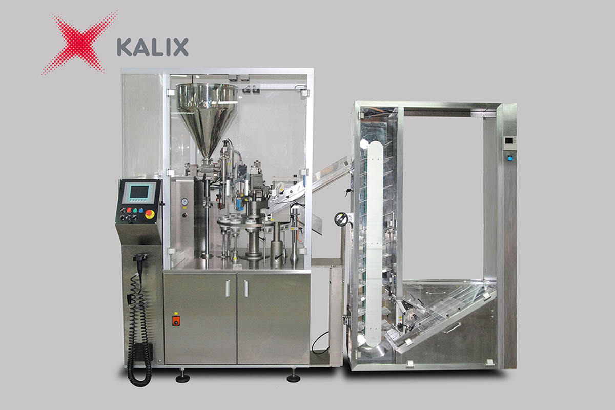 KX803 – Tube filling machine